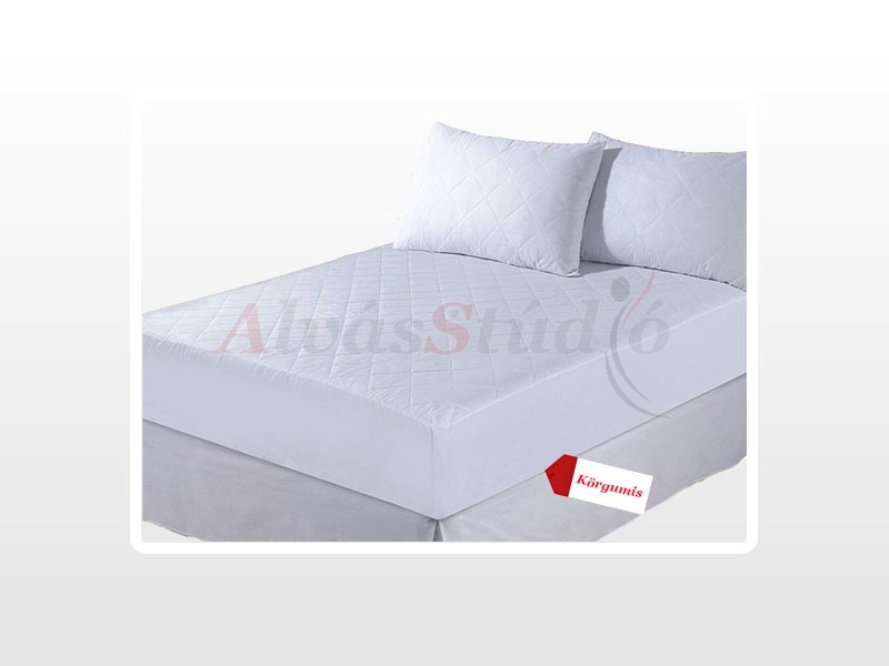 AlvásStúdió Sorsteppelt körgumis matracvédő  80x190 cm