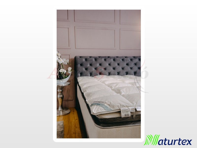 Naturtex Living Elite Down Extra téli pehelypaplan 140x200 cm