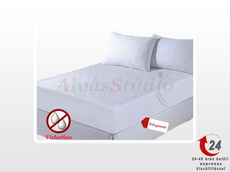 AlvásStúdió Comfort vízhatlan körgumis matracvédő  80x200 cm