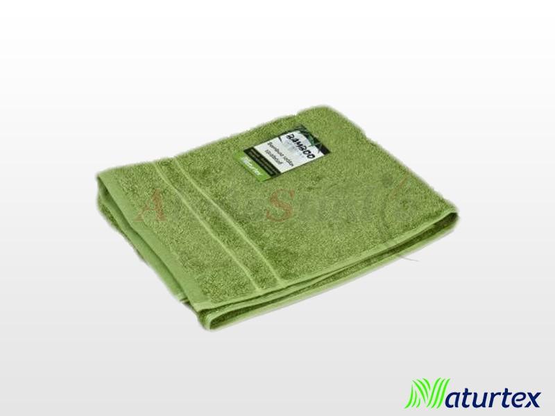 Naturtex Bambuszos törölköző Lime zöld 70x140 cm