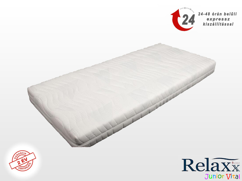 Relaxx Junior Vital gyerekmatrac 80x160 cm