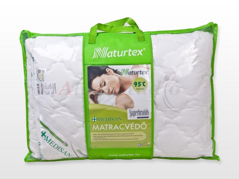 Naturtex Medisan® matracvédő  90x200 cm