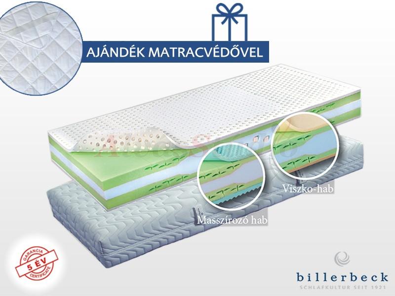 Billerbeck Basel hideghab matrac 160x200 cm viszkoelasztikus hab párnázó réteggel