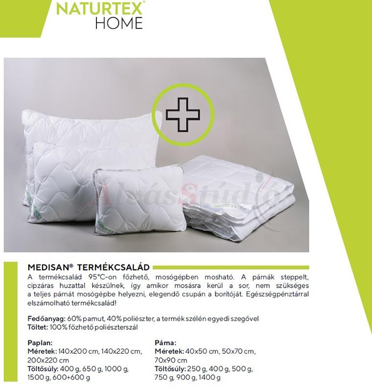 Naturtex Medisan®  extra félpárna 50x70 cm