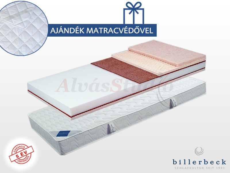 Billerbeck Riviera Nova bio matrac 160x200 cm