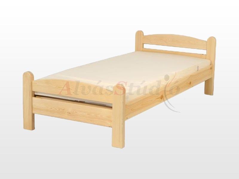 Kofa Monori fenyő ágykeret 90x200 cm