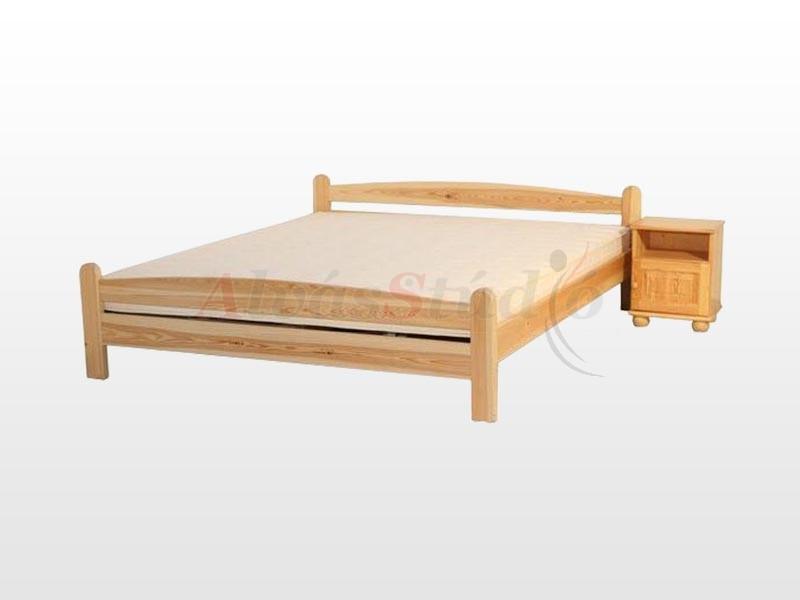 Kofa Monori fenyő ágykeret 140x200 cm