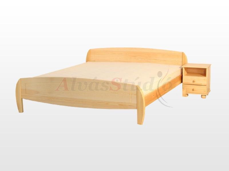 Kofa Ágnes fenyő ágykeret 90x200 cm