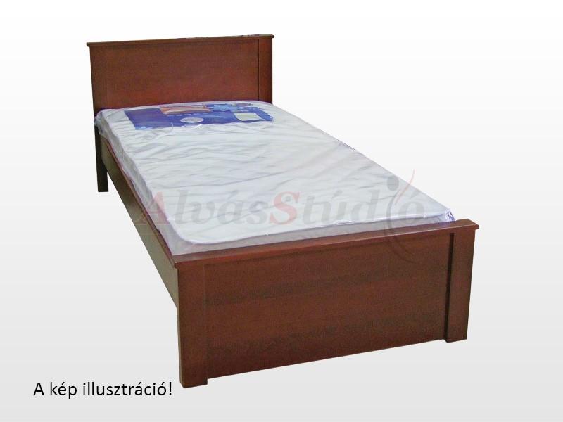 Kofa Wiking fenyő ágykeret  90x200 cm