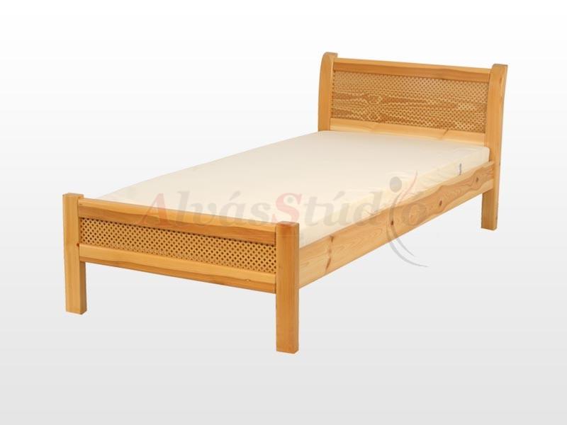 Kofa Perfekt fenyő ágykeret 90x200 cm