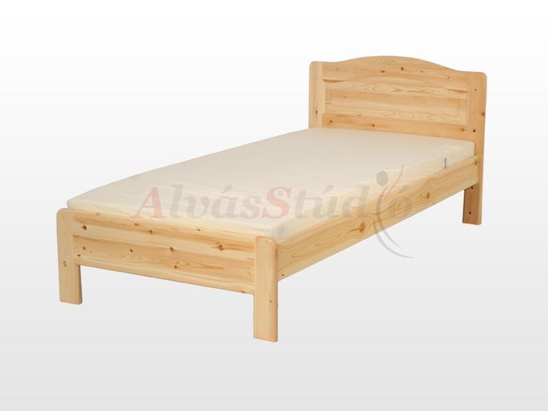 Kofa Nikol fenyő ágykeret 160x200 cm