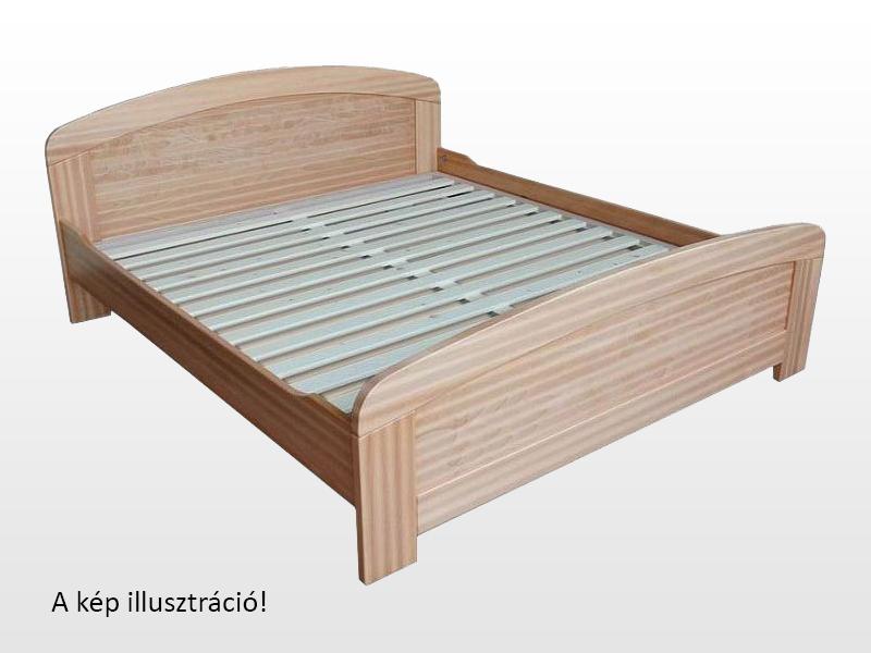Kofa Mónika fenyő ágykeret 90x200 cm