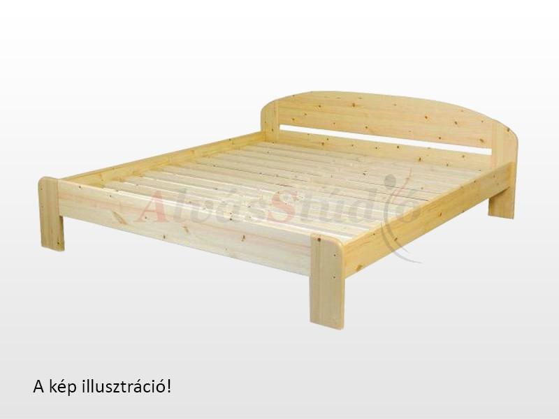Kofa Klaudia bükk ágykeret 160x200 cm
