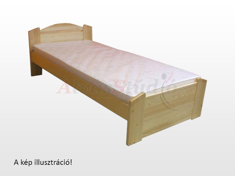 Kofa Róma bükk ágykeret 90x200 cm