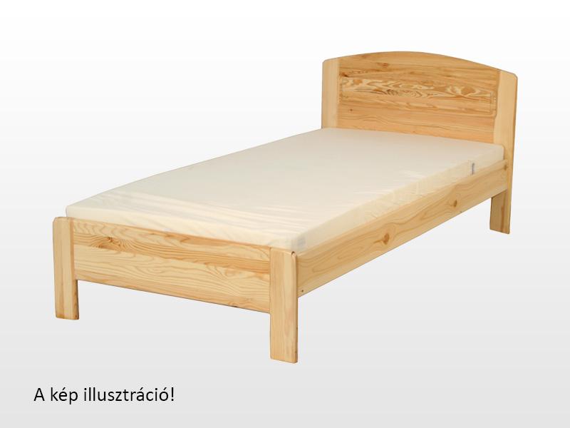Kofa Nóri bükk ágykeret 90x200 cm