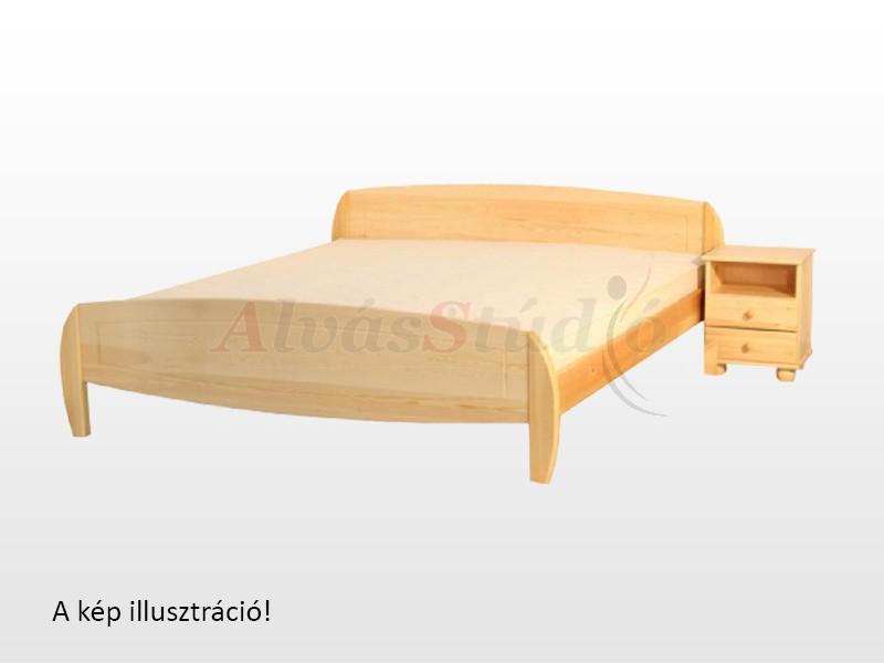 Kofa Ágnes bükk ágykeret 90x200 cm