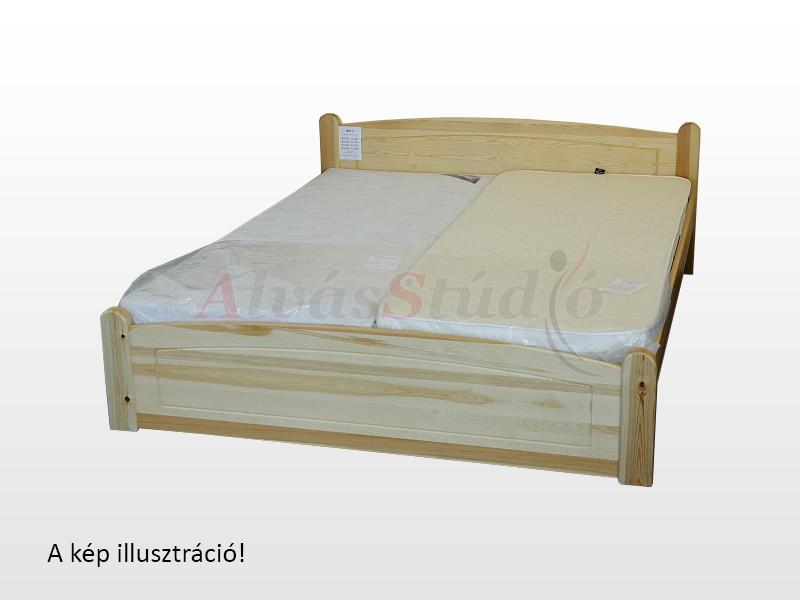 Kofa Béci bükk ágykeret 140x200 cm