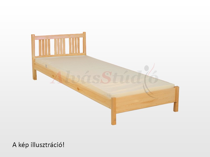 Kofa Balázs bükk ágykeret 90x200 cm
