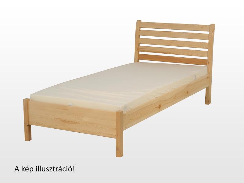 Kofa Léda bükk ágykeret 90x200 cm