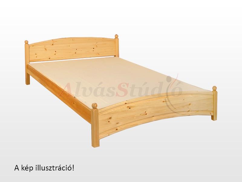 Kofa Gombos bükk ágykeret 140x200 cm