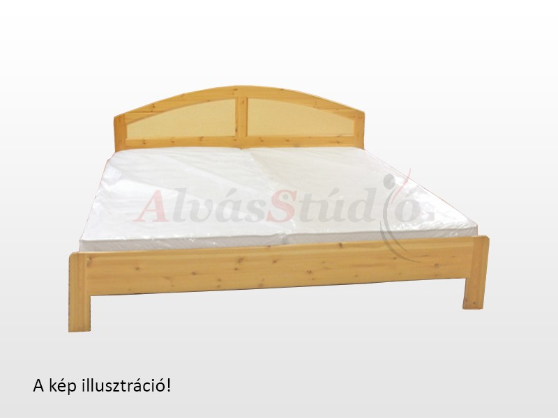 Kofa Dani bükk ágykeret 180x200 cm