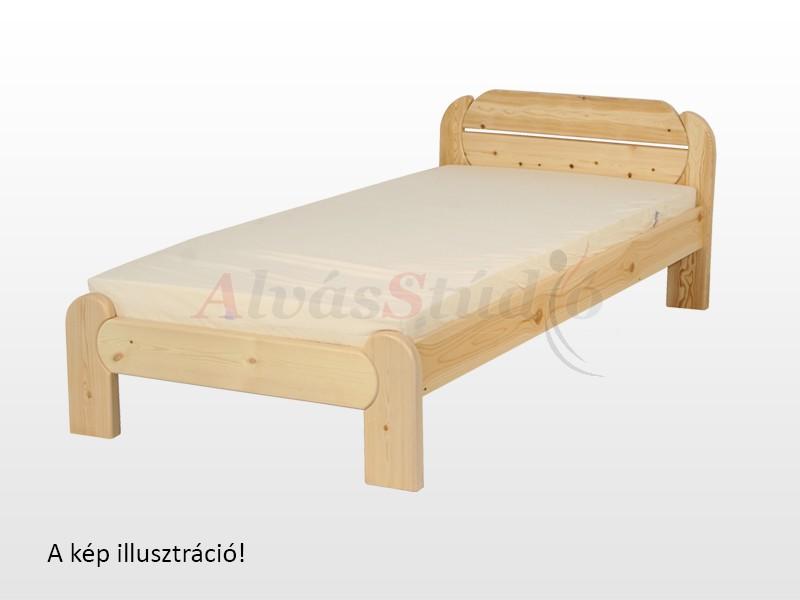 Kofa Szilvia bükk ágykeret 90x200 cm