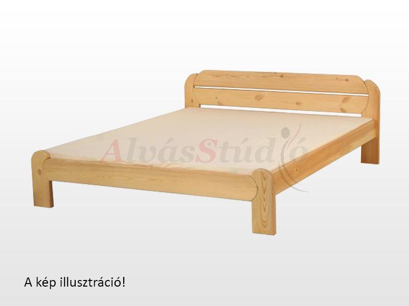 Kofa Szilvia bükk ágykeret 140x200 cm