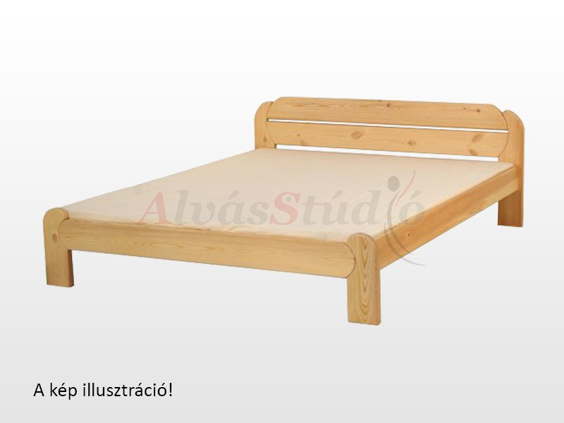 Kofa Szilvia bükk ágykeret 160x200 cm