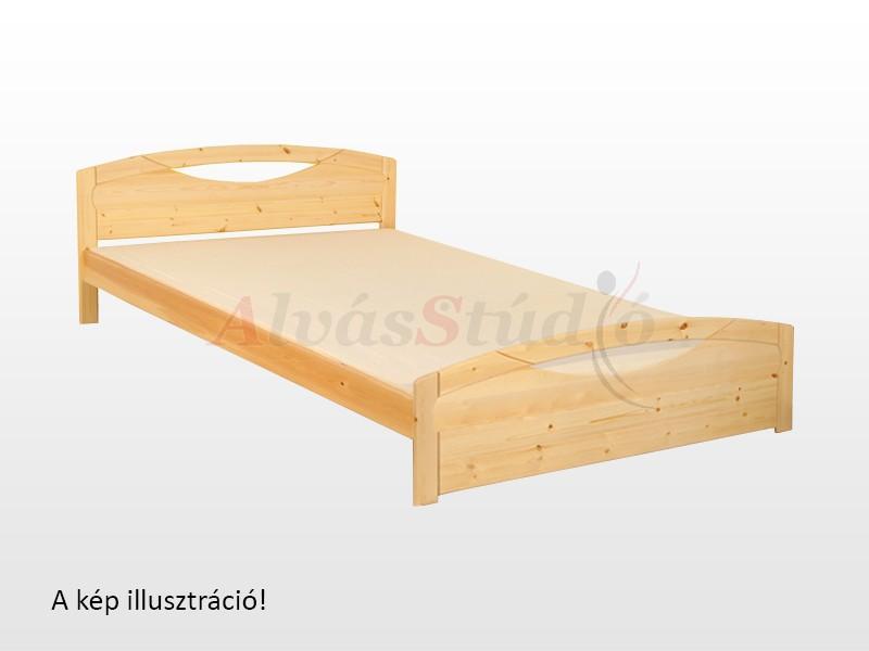 Kofa Théba bükk ágykeret 90x200 cm
