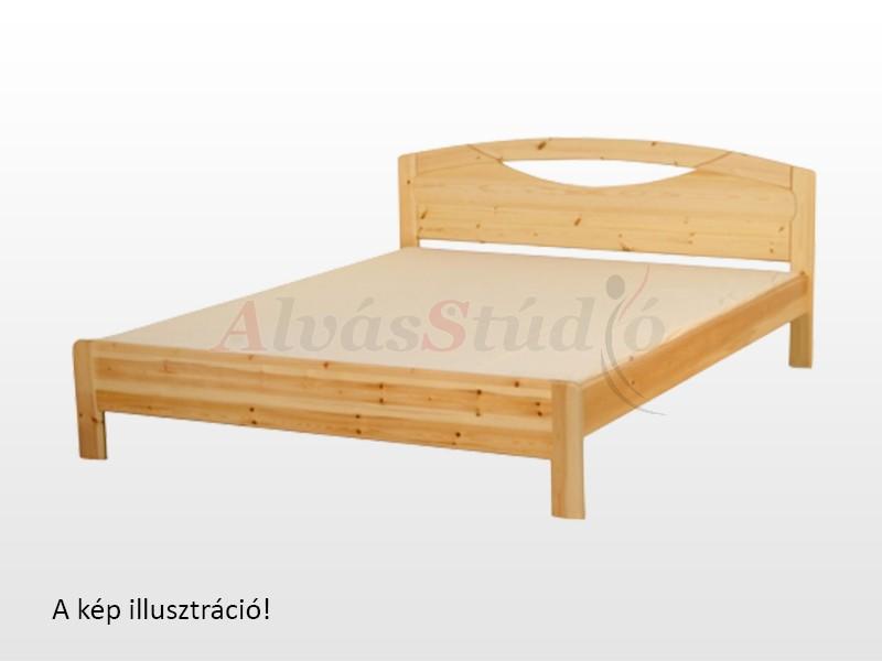 Kofa Théba bükk ágykeret 140x200 cm