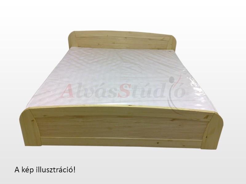 Kofa Atlanti bükk ágykeret 140x200 cm