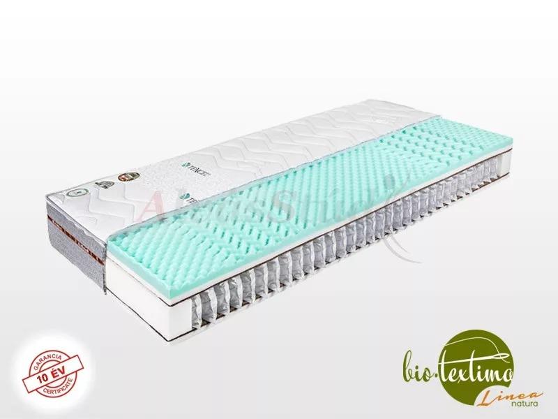 Bio-Textima Lineanatura Calypso matrac 200x200 cm Tencel huzattal