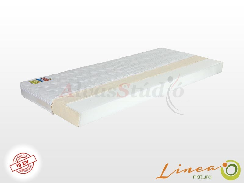 Lineanatura Comfort Ortopéd hideghab matrac 130x200 cm SILVER-3D-4Z huzattal