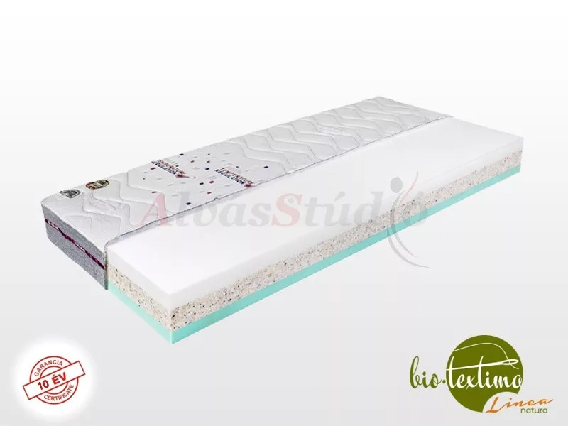 Bio-Textima Lineanatura Orient Ortopéd hideghab matrac  80x200 cm Tencel huzattal