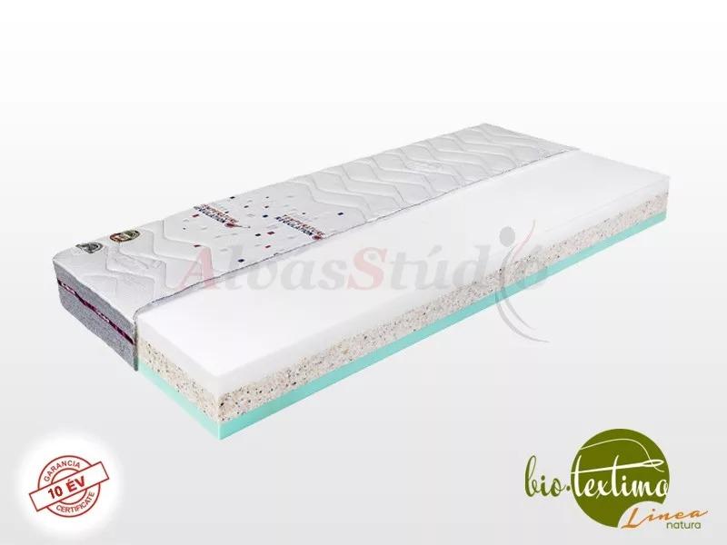 Bio-Textima Lineanatura Orient Ortopéd hideghab matrac 200x200 cm Tencel huzattal