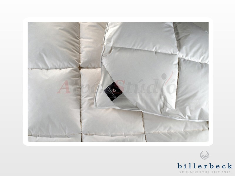 Billerbeck Virgin-Satin uno dupla pehelypaplan 200x220 cm