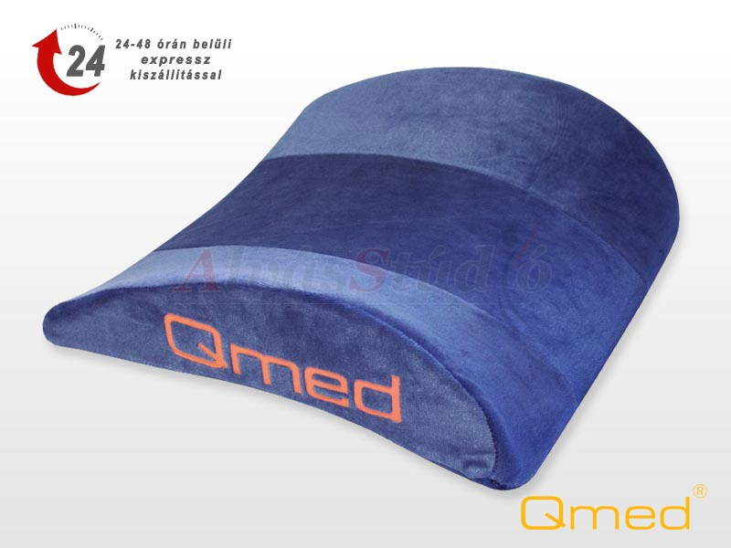 QMED deréktámasz 34x33 cm
