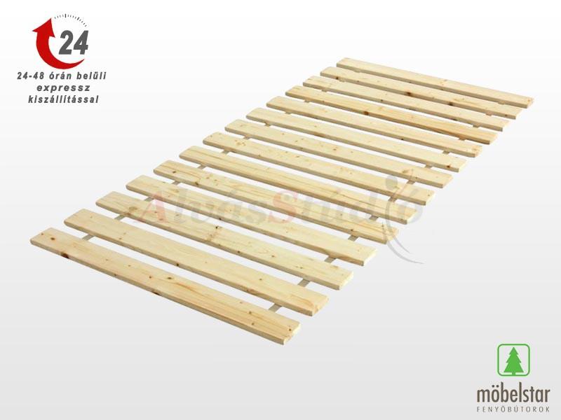 Möbelstar fenyő ágyborda  70x200 cm