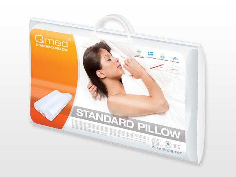 QMED Standard párna 52x32 cm
