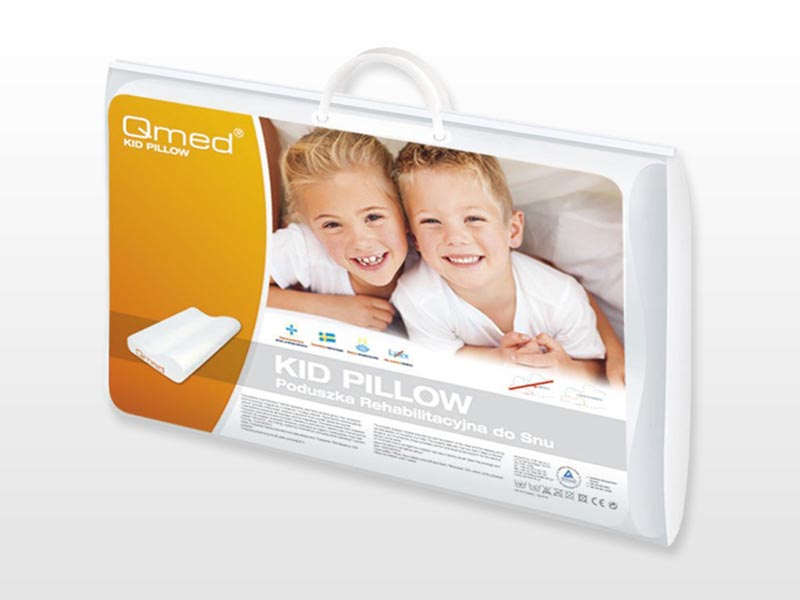 QMED Kid gyerekpárna 40x25 cm