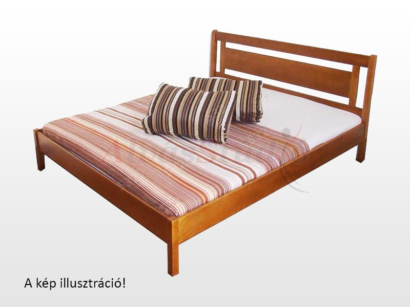 Kofa Rubint fenyő ágykeret  90x200 cm