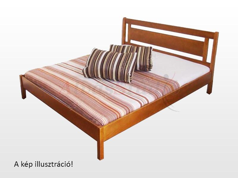 Kofa Rubint fenyő ágykeret 140x200 cm