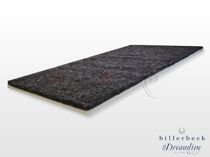 Billerbeck Karlsbad bonellrugós matrac 110x190 cm lószőr - latex topperrel