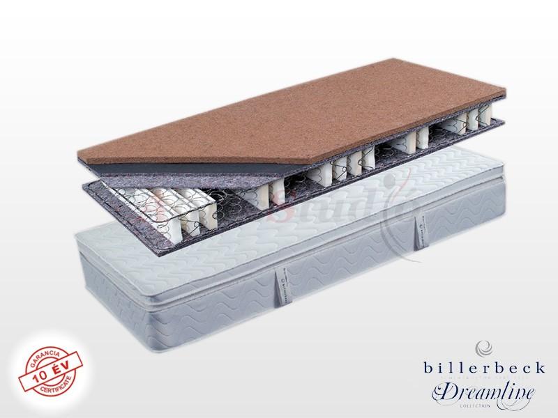 Billerbeck Karlsbad bonellrugós matrac 120x190 cm lószőr - latex topperrel