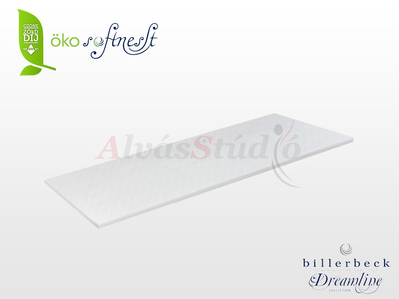 Billerbeck Karlsbad bonellrugós matrac 150x190 cm Öko SoftNesst padozattal