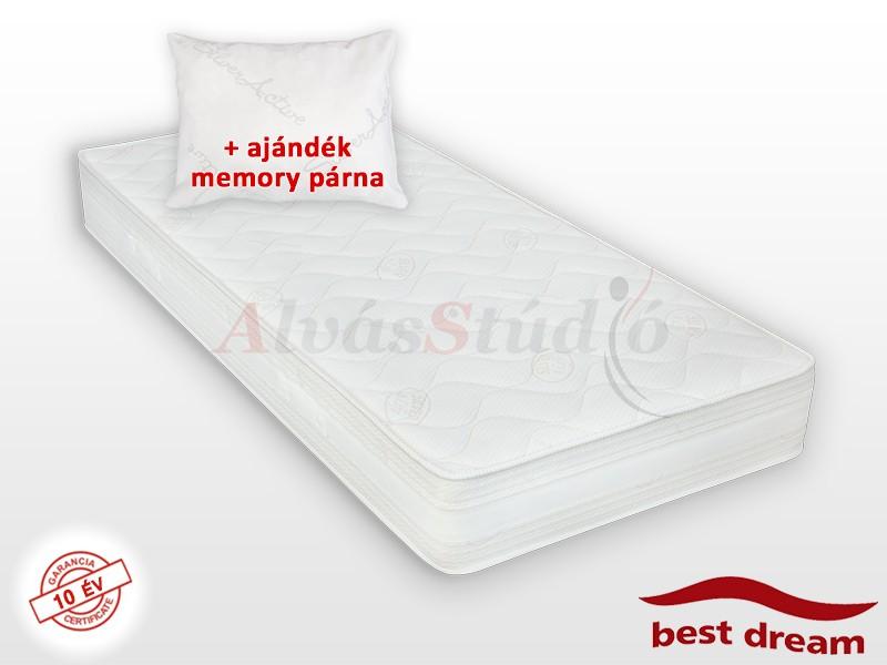Best Dream Siglo hideghab matrac 180x200 cm AJÁNDÉK MEMORY PÁRNÁVAL vákuumcsomagolt
