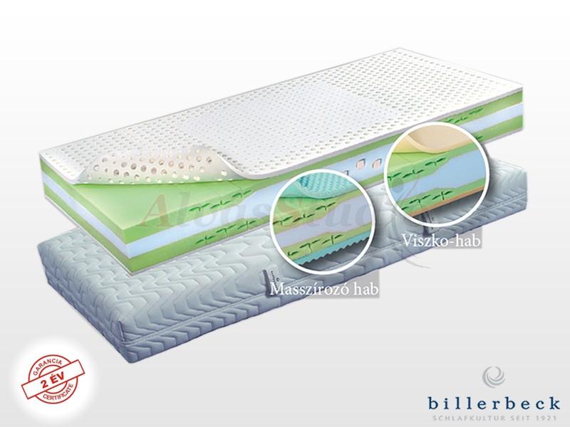 Billerbeck Basel hideghab matrac 200x200 cm masszírozó hab párnázó réteggel