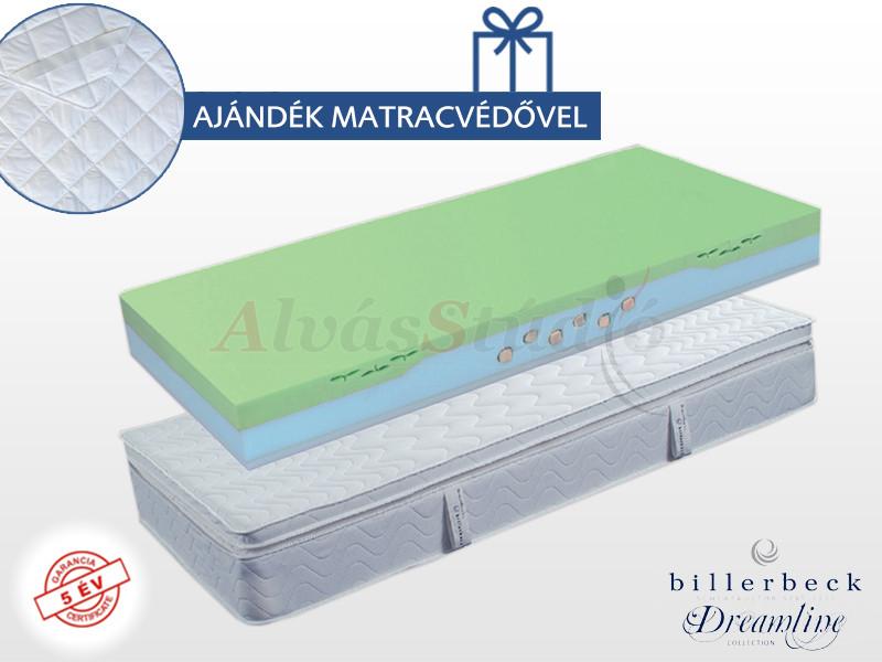 Billerbeck Nizza hideghab matrac 100x200 cm lószőr - latex topperrel