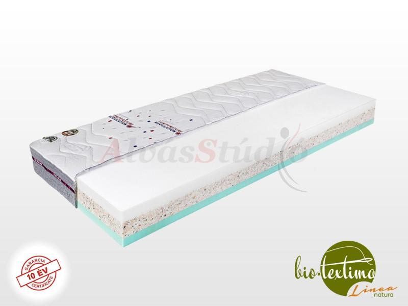 Bio-Textima Lineanatura Orient Ortopéd hideghab matrac  90x190 cm Tencel huzattal