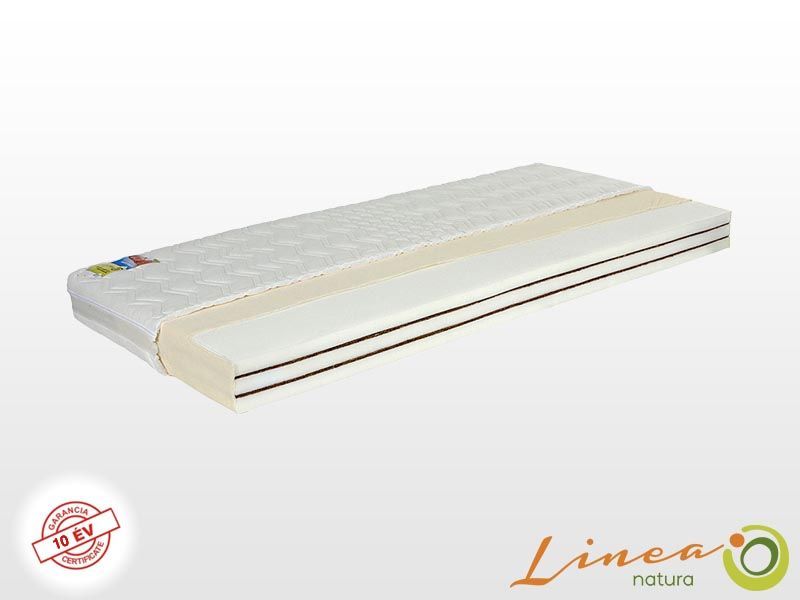 Lineanatura Fitness Ortopéd hideghab matrac 130x190 cm ALOE-3D-4Z huzattal